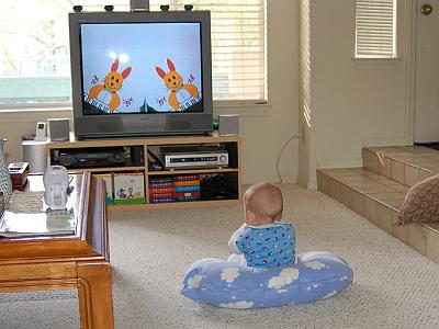TV für Babys