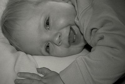 Spaß mit Baby 2