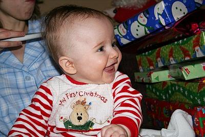 Weihnachtsbaby 2